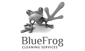 BlueFrog Cleaning Services Ltd logo