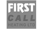 First Call Heating logo